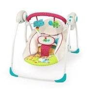 Bright Starts Portable Polka Dots Swing