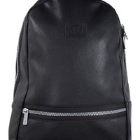 Men's Neff 'Baller' Faux Leather Backpack