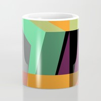 Composition I/III Mug by Susana Paz | Society6