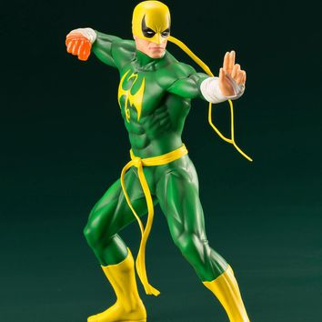 KOTOBUKIYA ARTFX+ STATUE THE DEFENDERS IRON FIST - preventa