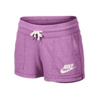 The Nike Gym Vintage Women's Shorts.