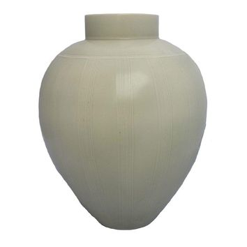 Pre-owned Large Royal Copenhagen Danish Modern Pottery Vase