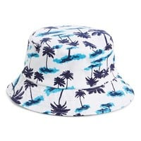Junior Women's Amici Accessories Reversible Bucket Hat