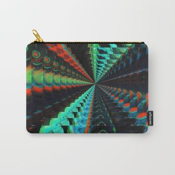 perspective Carry-All Pouch by Karl-Heinz Lüpke