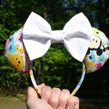 Tsum Tsum Mouse Ear Headband