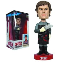 Big Bang Pow! Dexter Dark Passenger Bobble Head