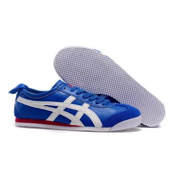 Original Asics Onitsuka Tiger Low Top Women Men Sport Shoes Sneakers ASI7