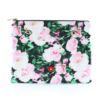 Iodagrand Clutch Roses