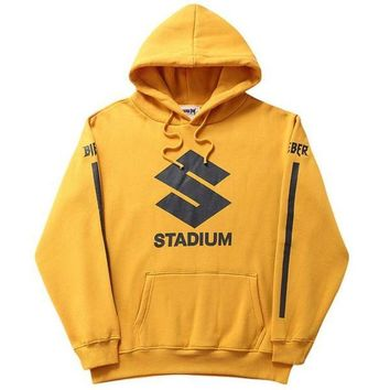 Purpose Tour Stadium hoodies sweatshirts Justin Bieber jackets mens tracksuit hip hop streetwear pullover oversized harajuku winter coat
