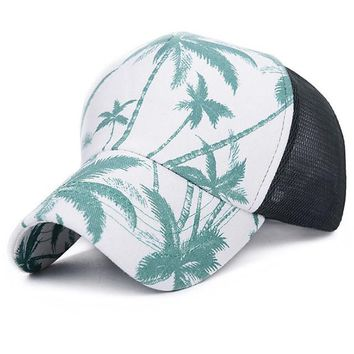 *online exclusive* men's tropical ball cap