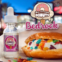 Bedrock - Ice Cream Donuts E Liquid I Vape Juice I Breazy.com
