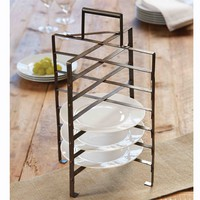Bistro Plate Rack