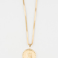 The Gold Golds X Last Kings Pharaoh Skull Necklace Gold One Size For Men 27565862101
