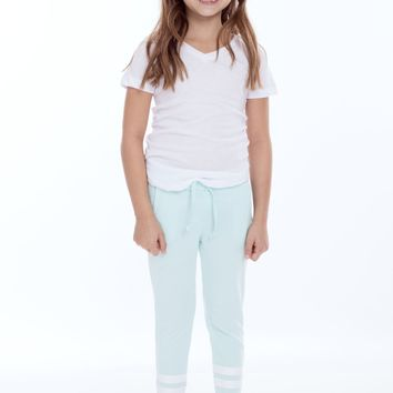 Girls French Terry Joggers