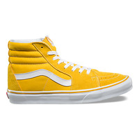 Suede Canvas SK8-Hi | Shop Shoes At Vans