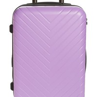 Nordstrom Chevron 18-Inch Spinner Carry-On | Nordstrom