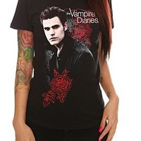 The Vampire Diaries Stefan Girls T-Shirt - 182718