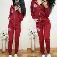 Stylish Casual Set Hot Sale Sexy Sportswear Set [11167889556]