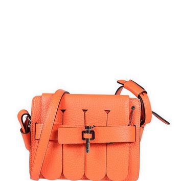Carven Small Malher Scallop Shoulder Bag