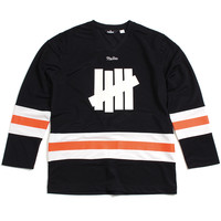 Schultz Hockey Jersey Black