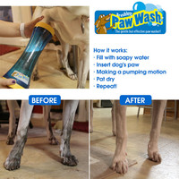 The Paw Wash at Brookstone—Buy Now!