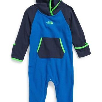The North Face Infant Boy's 'Glacier' One-Piece,