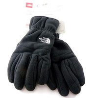 The North Face Manaslu Insulated Black Fleece Men's Winter Everyday Gloves