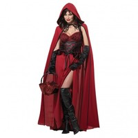 Dark Little Red Riding Hood Costume | Morph Costumes US