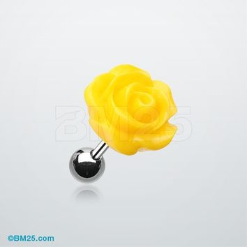 Dainty Rose Cartilage Earring