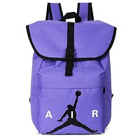 Jordan NIKE Fashion School Laptop Sport Shoulder Bag Satchel Backpack