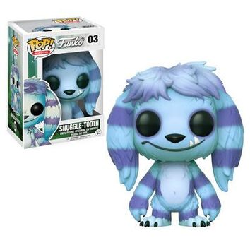 Wetmore Forest Monster Snuggle-Tooth Pop! Vinyl Figure #3