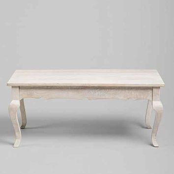 Plum & Bow Bella Coffee Table- White One