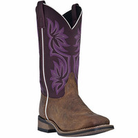 5624 Laredo Women's Mesquite Western Boots from Bootbay, Internet's Best Selection of Work, Outdoor, Western Boots and Shoes.