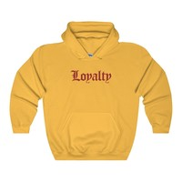 Loyalty Hooded Sweatshirt