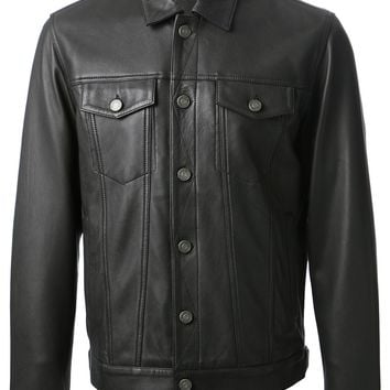 Marc By Marc Jacobs Classic Leather Jacket