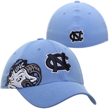 Top of the World North Carolina Tar Heels :UNC: Buster T.C. Flex Hat - Carolina Blue