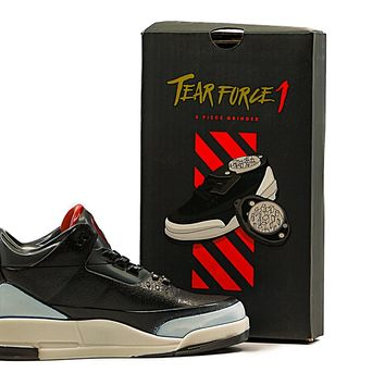 Tear Force One Shoe Replica Grinder