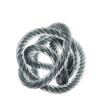 Gray Glass Rope Desk Accessory - M | Eichholtz Dominico