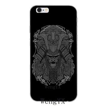 cool HANNYA DEMON MASK Slim silicone Soft phone case For HTC One A9 M10 M7 M8 M9 E9 plus Desire 530 626 628 630 816 820 U11
