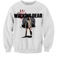 The Walking Dead Zombie Sweater