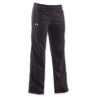 Girls' Under Armour Fleece Storm Pants