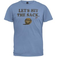 Hacky Sack - Lets Hit The Sack Soft T-Shirt