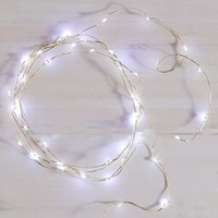 Clear LED Glimmer Strings®