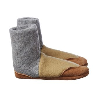 Kids Cashmere Shoes, Youth Cashmere Mukluks