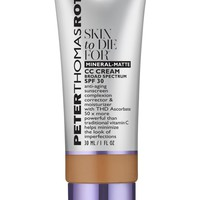 Peter Thomas Roth Skin to Die For Natural Matte Skin Perfecting CC Cream SPF 30 | Nordstrom