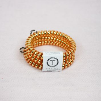 small teleties - rose gold