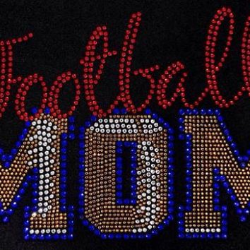 Best Bling Football Mom Shirt Products On Wanelo