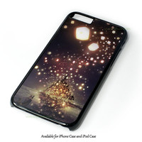 Disney Tangled The Lights Design for iPhone and iPod Touch Case