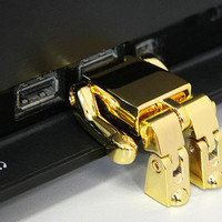 Mucho De Tó, Golden Robot USB Flash Drive. Via 1 Design Per...