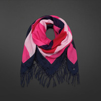 Lightweight Summer Scarf